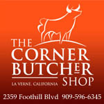 The Corner Butcher Shop, La Verne