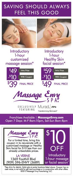 Massage Envy La Verne