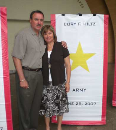 Wayne and Debra Hiltz