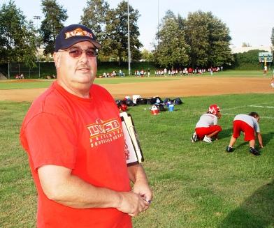 Head Coach Steve Sizemore