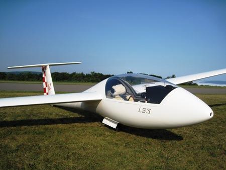 Sean Franke's LS-3A