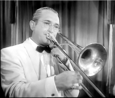 Tommy Dorsey epitomized the Big Band era.