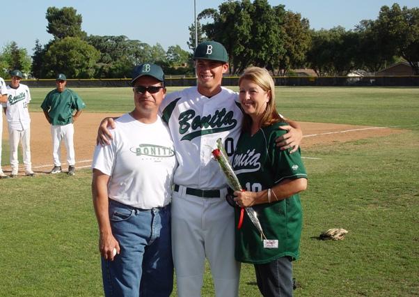 Josh Yepez and parents