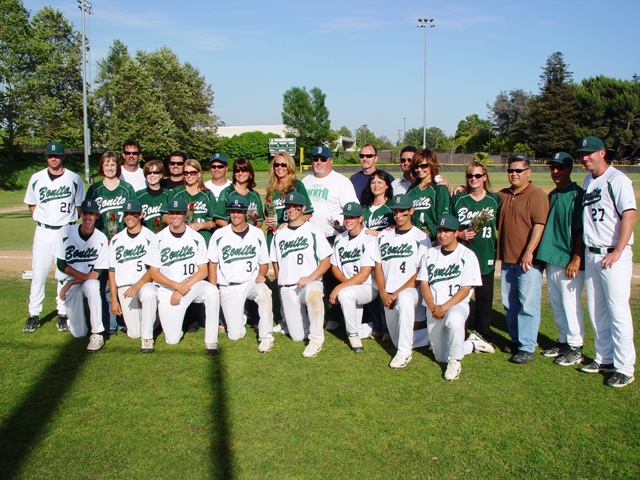 Bonita's seniors recognized a final time for their outstanding season and careers at Bonita.