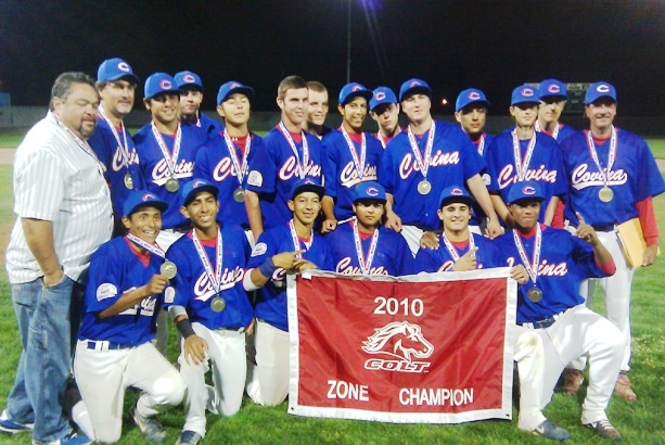 The Covina Blue team competes again today in its quest to win the Colt World Series