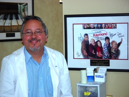 Everybody loves going to La Verne's favorite dentist.