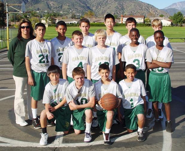 7th grade team
