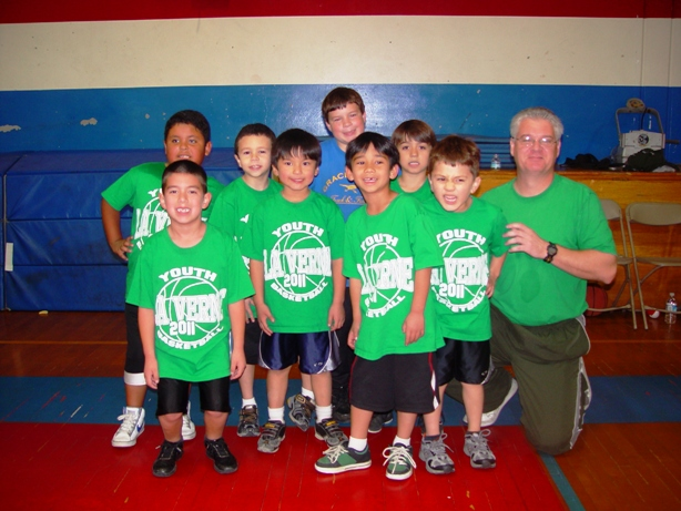Mighty Mites Celtics