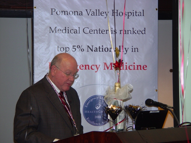 Pomona Valley Hospital Medical Center Recognized As Top Life Saving