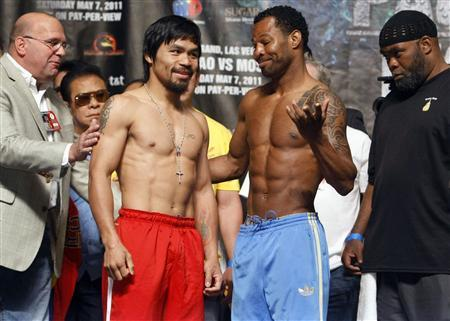 Shane Mosley has squared off many great fighters, including Manny Pacquiao.