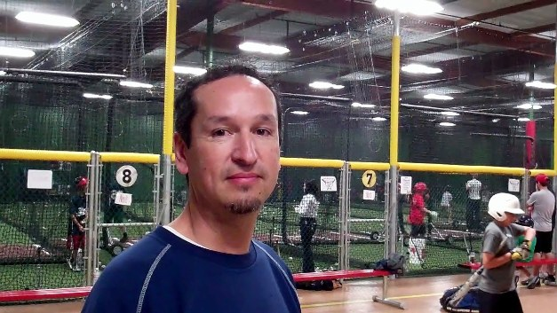 John Carranza is roping in baseball enthusiasts all over the San Gabriel Valley to visit his new softball and baseball training center.