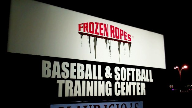 Frozen Ropes has received glowing reviews about the qualiity of its facility.