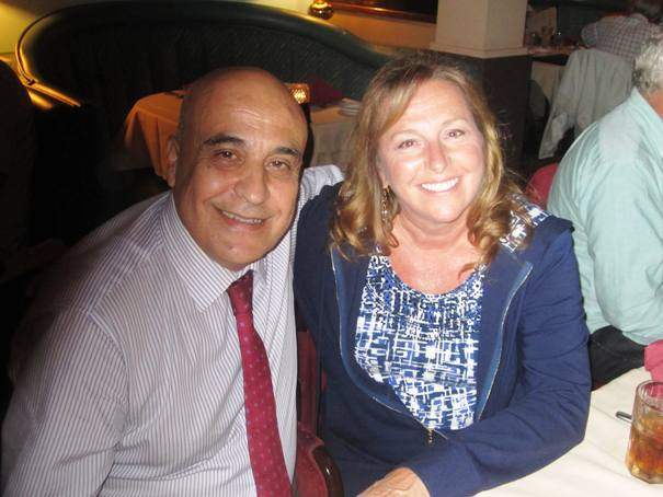 Dr. Issam Ghazzawi and Sowing Seeds for Life CEO Vicki Brown are sowing the seeds of free enterprise in the eastern San Gabriel Valley.
