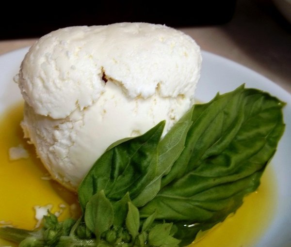 Here's the scoop: Try the basil ice cream.