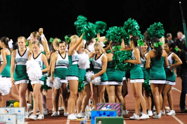 Nobody can beat our cheer squads.