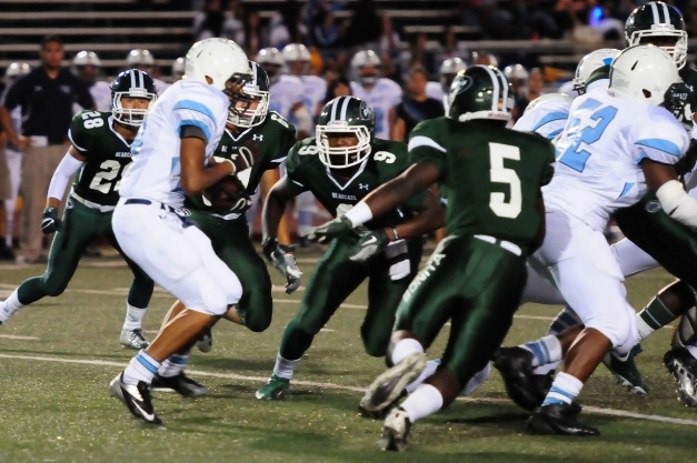 Bonita's swarming defense was a key difference on Friday.