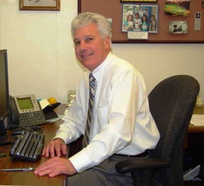 Dr. Gary Rapkin, Superintendent, Bonita Unified School District