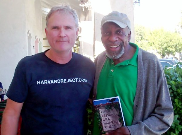 "Actor Bill Cobbs, right, is a series regular on the ABC hit, ""Going On,"" with Matthew Perry of ""Friends"" fame."