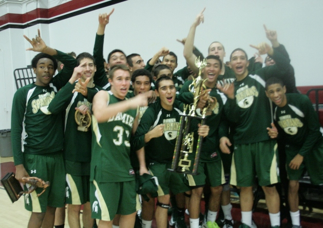 Damien could be hosting several more tournament trophies before season's end.