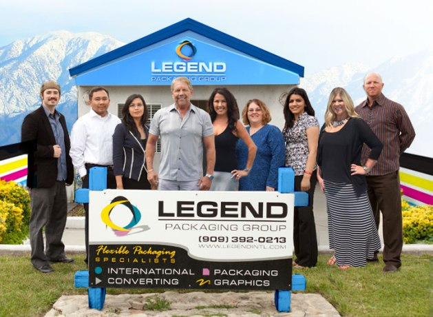 The Legend team can bag, box or package just about any imaginable product.