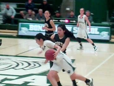 Bonita worked hard and earned every basket in its gritty win.