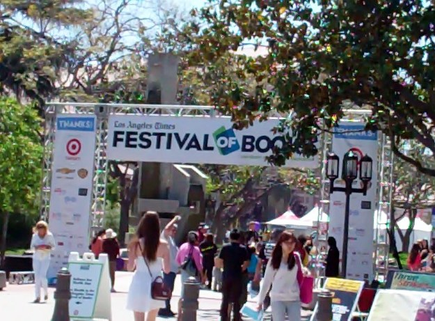 The Festival of Book welcomed thousands.