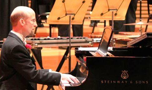 Shawn Kirchner at play