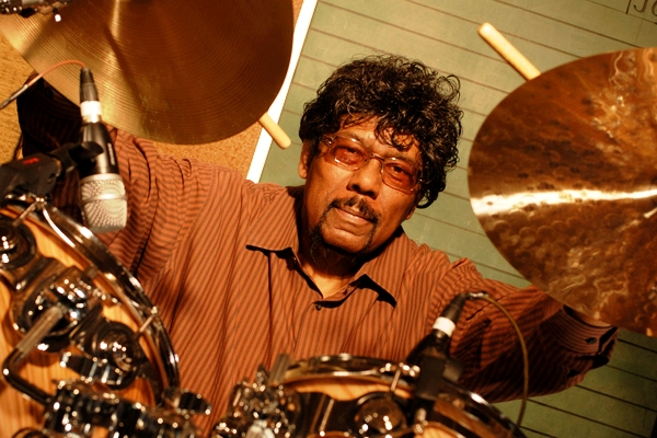 James Gadson gets his funk on.