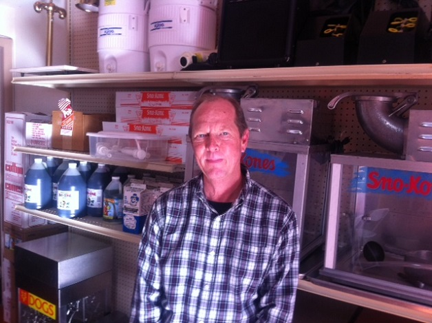No party is too big or small for Tim Hughes, at party rental central in San Dimas.